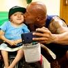 Dwayne Johnson, The Rock, Charity Work
