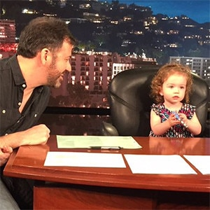 Jimmy Kimmel's Daughter Jane Ruined Mother's Day for Molly ...