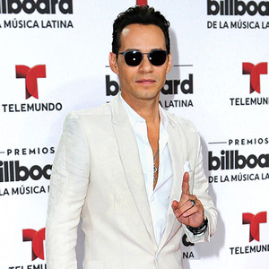 Marc Anthony, 2016 Billboard Latin Music Awards