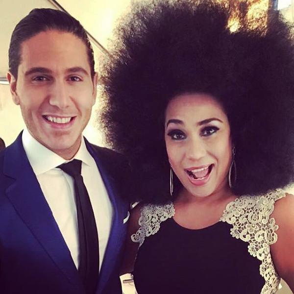 James Tahhan, Aymee Nuviola, 2016 Latin Billboard Music Awards, Instagram