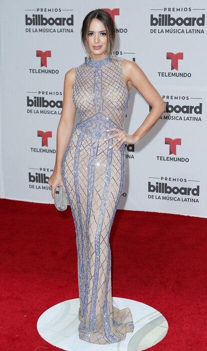 Shannon de Lima, 2016 Billboard Latin Music Awards