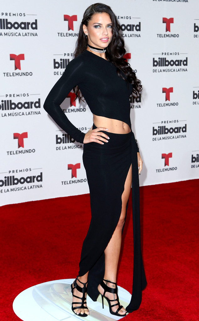 Adriana Lima, 2016 Billboard Latin Music Awards