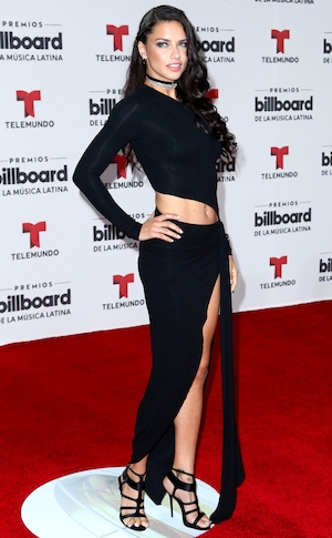 Adriana Lima, 2016 Billboard Latin Music Awards