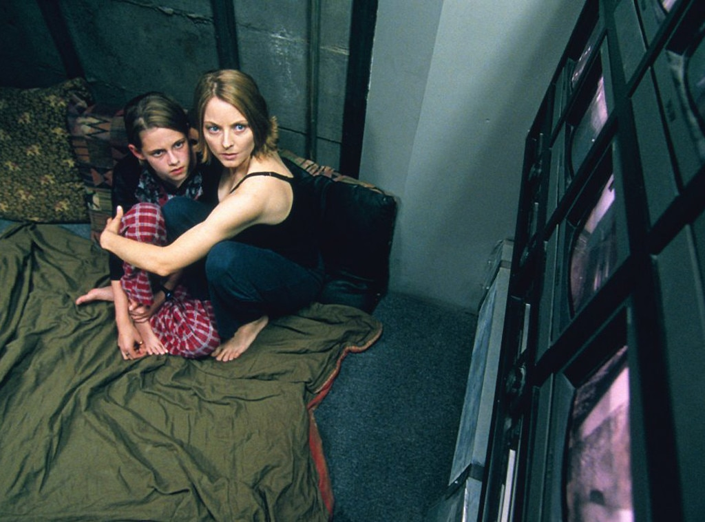 a mothers love and protection in the panic room In the 2002 thriller starring jodie foster and kristen stewart, the actors play a  mother-daughter duo who get stuck inside a panic room in their.