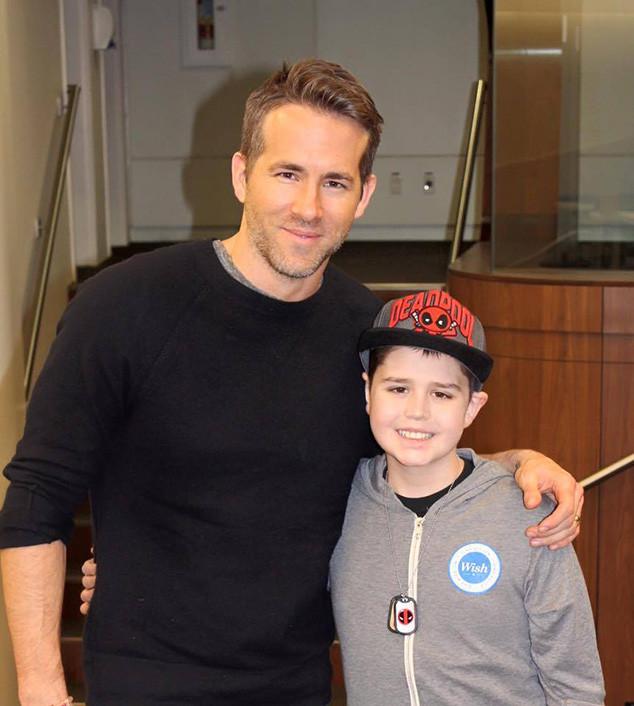 Ryan Reynolds, Connor McGrath