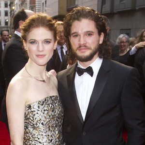 Rose Leslie, Kit Harington