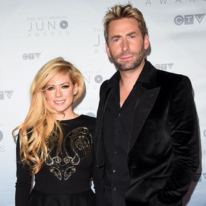 Avril Lavigne, Chad Kroeger, 2016 Juno Awards