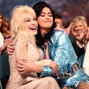 Dolly Parton, Katy Perry, ACM 2016, Backstage And Audience