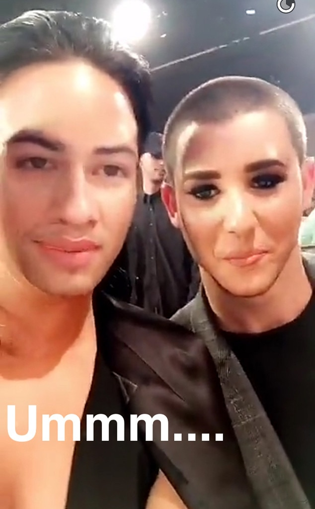 Demi Lovato, Nick Jonas, Face Swap