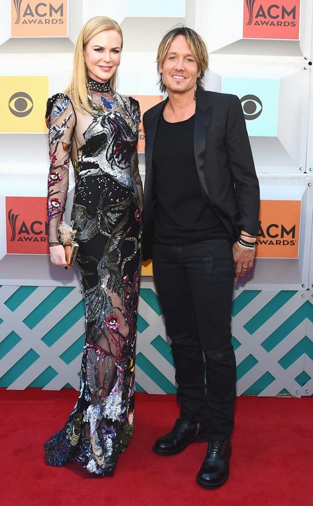 Nicole Kidman, Keith Urban, ACM 2016