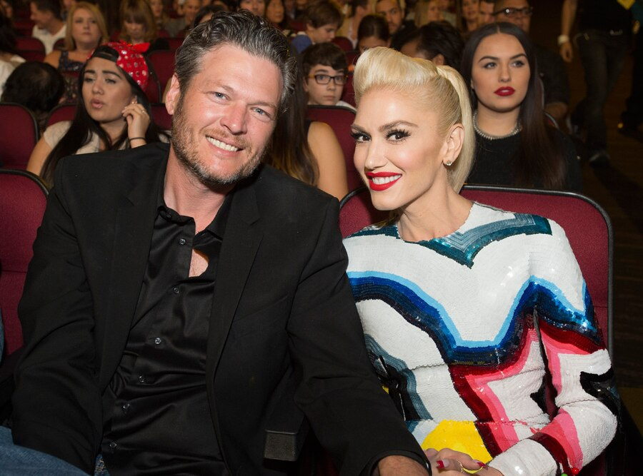 Gwen Stefani, Blake Shelton, RADIO DISNEY MUSIC AWARDS 2016