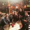 Ashton Kutcher, Mila Kunis, Laura Prepon, Danny Masterson, Wilmer Valderrama, That '70s Show Reunion Photo