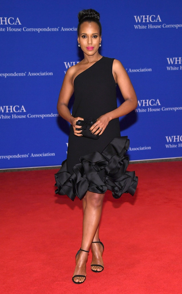 Kerry Washington, White House Correspondents' Association Dinner