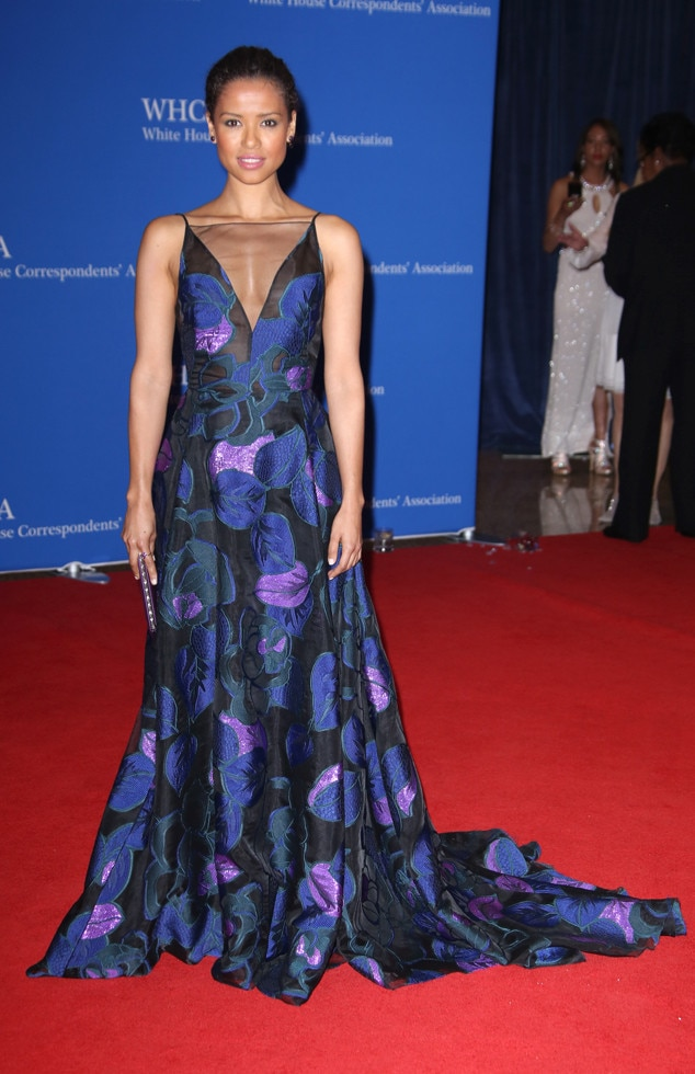 Gugu Mbatha-Raw, White House Correspondents Association Dinner