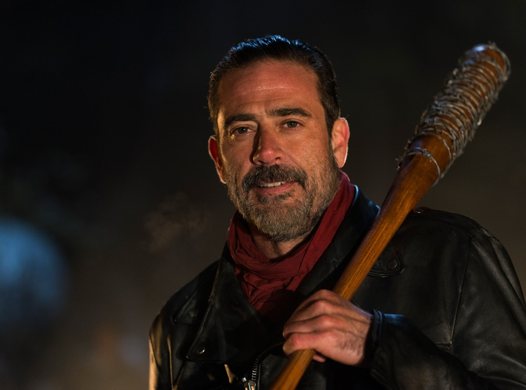 The Walking Dead, Jeffrey Dean Morgan