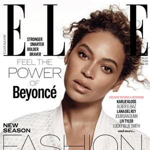 Beyonce, Elle U.K.