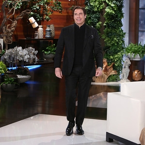 John Travolta, Ellen DeGeneres Show