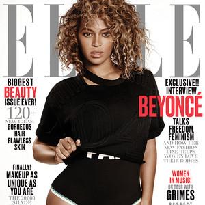 Beyonce, Elle U.S.