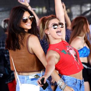 ESC: Festival Essentials, Kendall Jenner, Hailey Baldwin