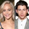 Nick Jonas, Jennifer Lawrence