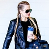 ESC: Athleisure Hair, Khloe Kardashian