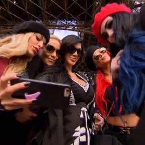 Total Divas, Total Divas 513, Mandy, Nattie, Rosa Mendes, Eva Marie, Paige
