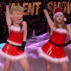 Mean Girls, Donald Trump