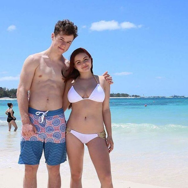 Nolan Gould, Ariel Winter