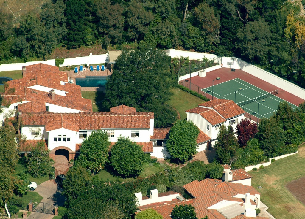 Britney Spears Home, Malibu