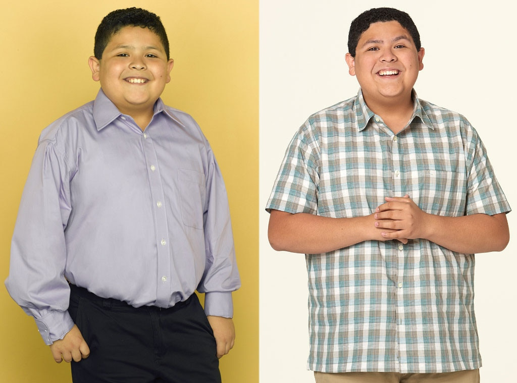 The Kids of Modern Family, Then and Now, Rico Rodriguez