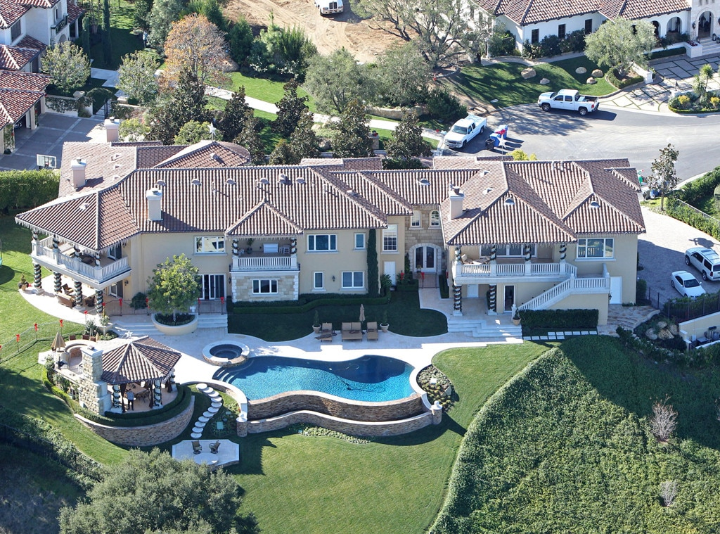 Britney Spears Home, Thousand Oaks