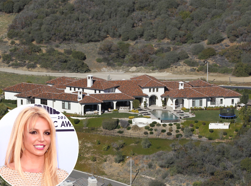 Britney Spears Home, Thousand Oaks