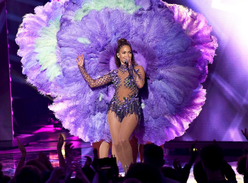 Jennifer Lopez, American Idol Finale