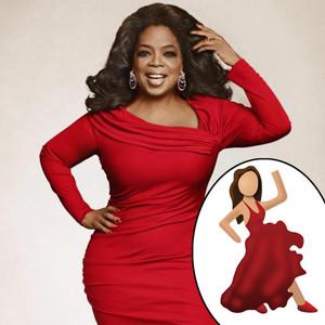 Oprah, O Magazine, Emoji