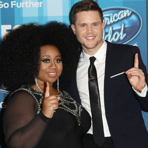 La'Porsha Renae, Trent Harmon, American Idol Farewell Season Finale
