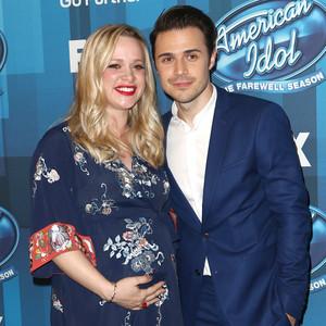 Kris Allen, Katy O'Connell, American Idol Farewell Season Finale