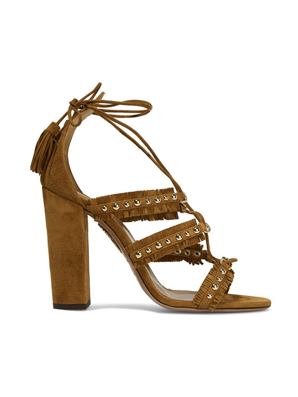 ESC, Market Lace Up Sandals