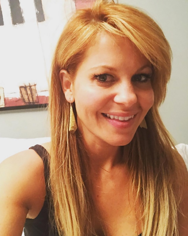 Candace Cameron Bure Says Goodbye To Summer With Brand New