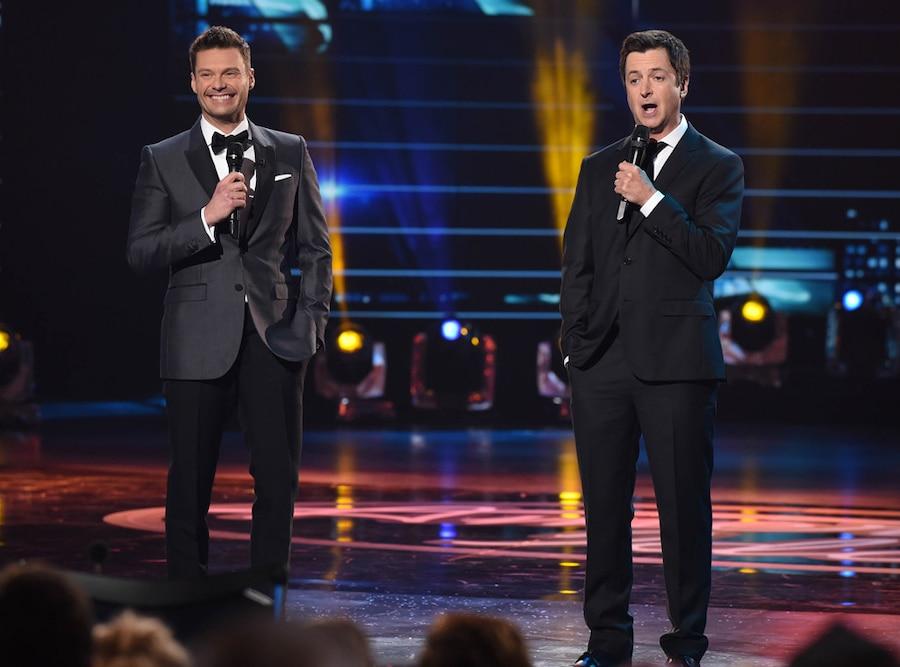 Brian Dunkleman, American Idol