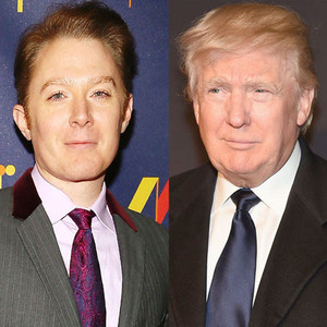 Clay Aiken, Donald Trump, Sean Duffy