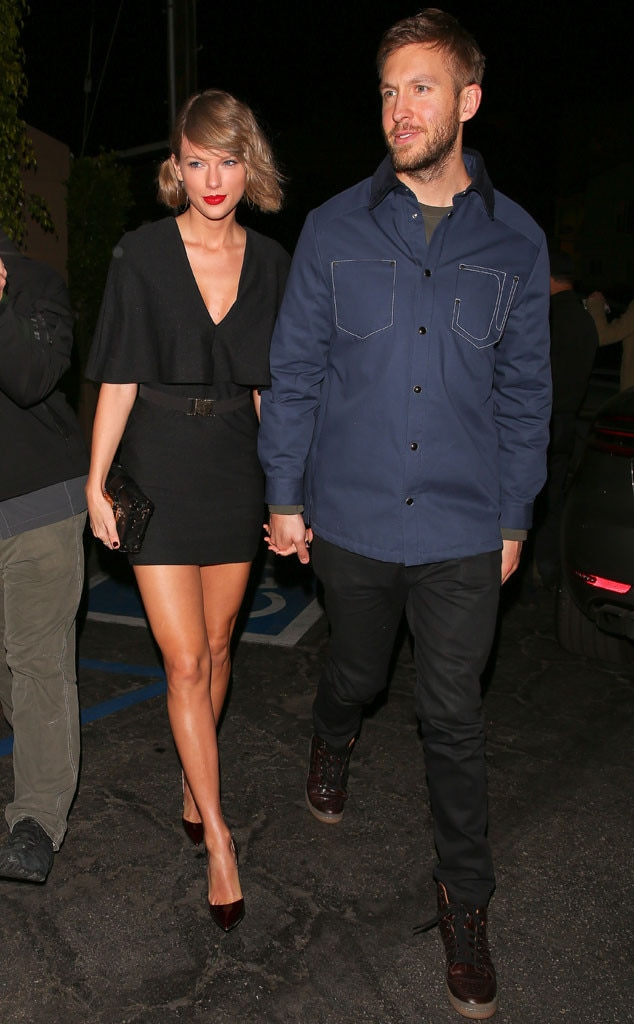 is taylor swift and calvin harris still dating