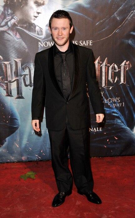 Devon Murray, Seamus Finnigan, Harry Potter