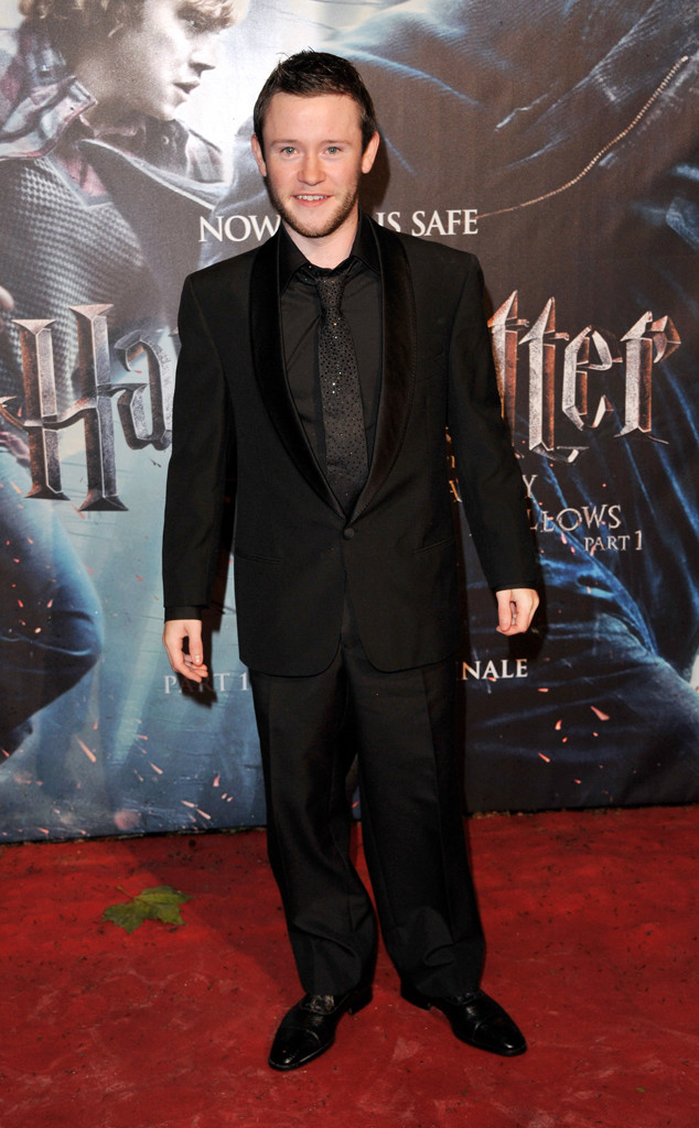 Devon Murray, Seamus Finnigan, Harry Potter