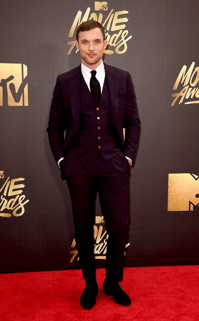 Ed Skrein, MTV Movie Awards 2016
