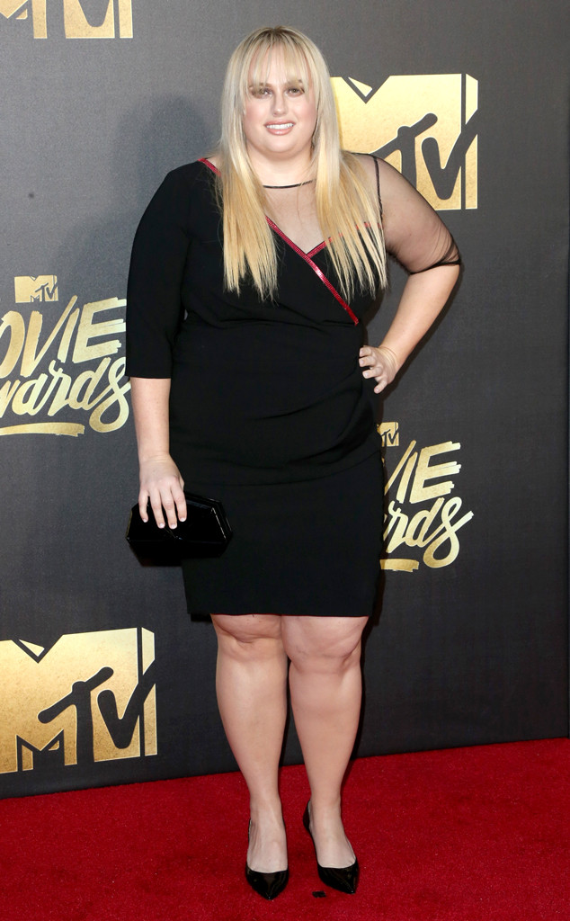 Rebel Wilson, MTV Movie Awards 2016