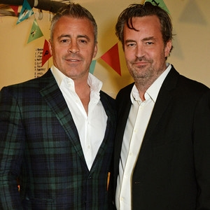 Matt LeBlanc, Matthew Perry