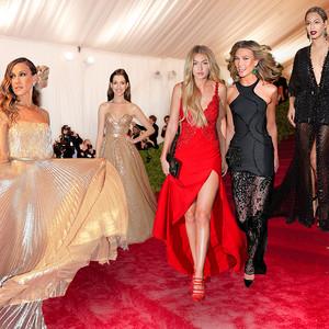 MET Gala, Celebrity Guest List