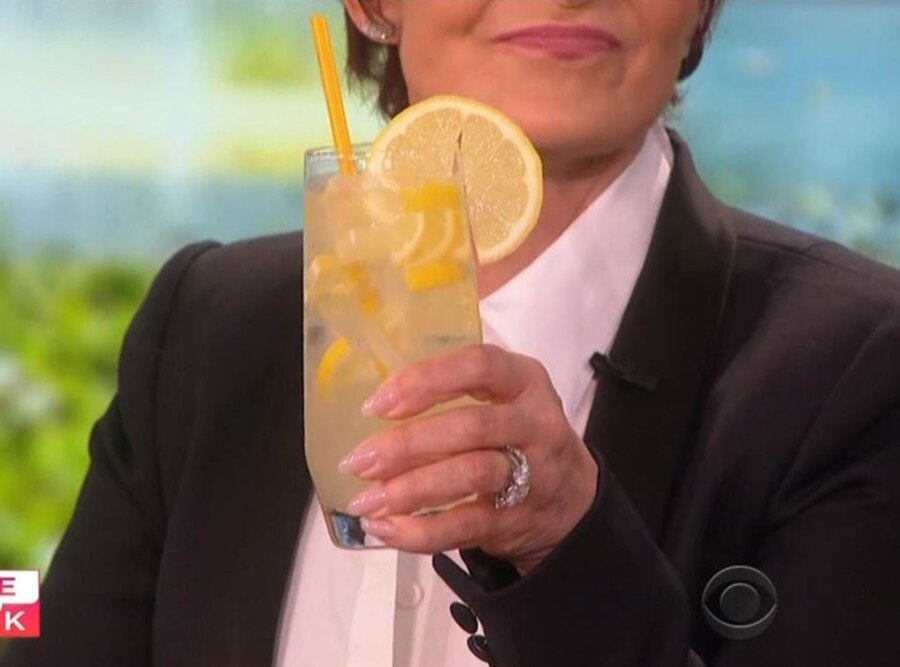 Sharon Osbourne Lemonade