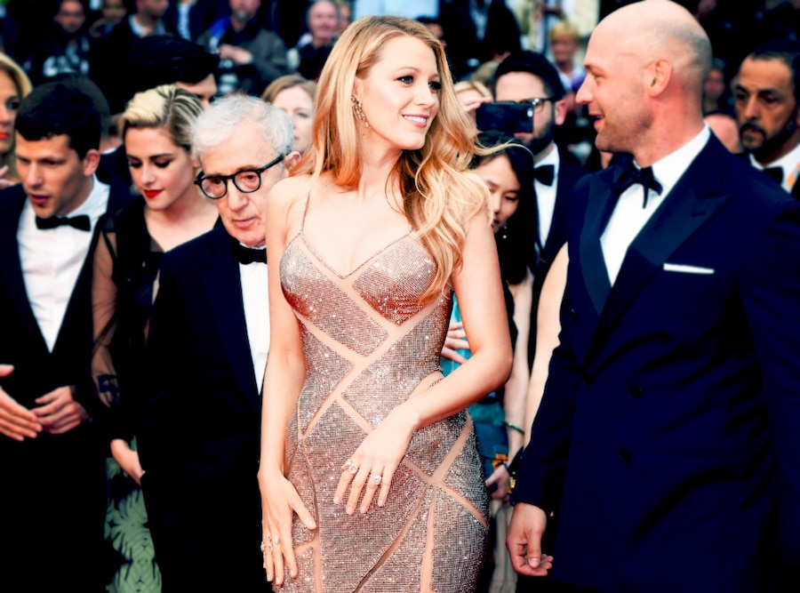 ESC: Blake Lively, Corey Stohl, Cannes 2016
