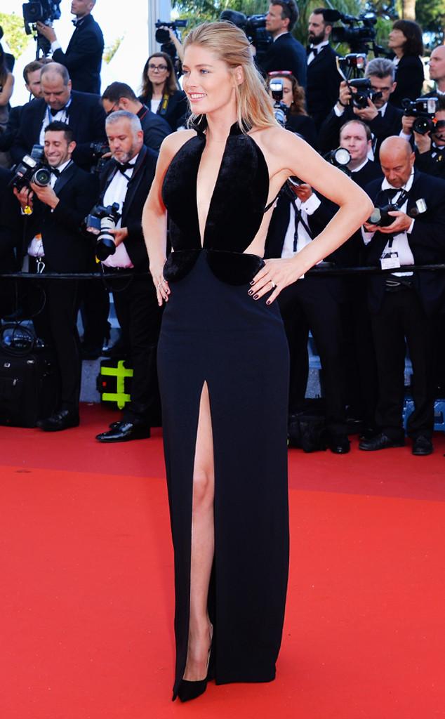 ESC: Cannes, Doutzen Kroes, Slits